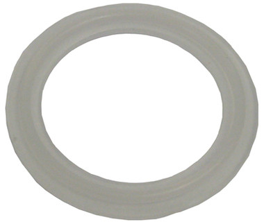 WATERWAY | GASKET , 2 O-RING RIB - HEATER - OPAQUE | 711-4030