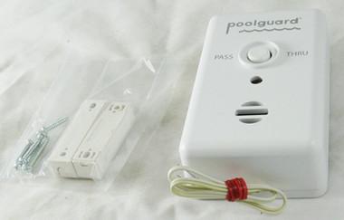 Q0: How can I install the Poolguard - Door Swimming Pool Alarm?